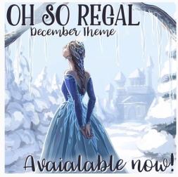 fairyloot theme - december