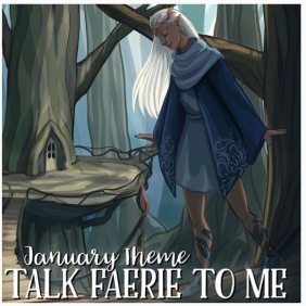 fairyloot theme - january