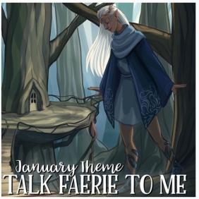 fairyloot theme - january