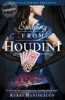 Escaping from Houdini CR: Hachette Book Group